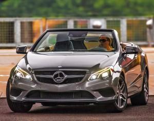 Mercedes Benz Clase E Cabriolet 2015: hermoso, dinámico, atractivo y muy seguro.
