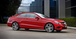 Mercedes Benz Clase E Coupé 2015: hermoso, agresivo, deportivo y muy seguro.