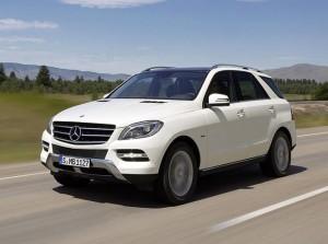 Mercedes Benz Clase M 2015: lujo, diseño, prestaciones, seguridad y éxito.