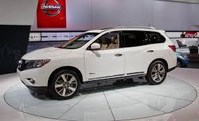 Nueva Nissan Pathfinder 2015: lujo, espacio, poder, liderazgo y mucha seguridad.