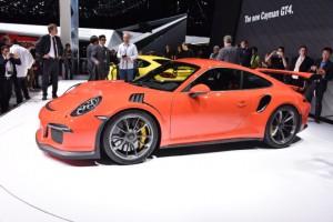 Porsche 911 GT3 RS 2016: 500CV para circuitos o para ciudad.