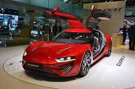 Auto Show de Ginebra 2015: Nano Flowcell Quant F, más potente que el Bugatti Veyron.