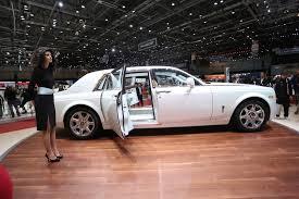 Auto Show de Ginebra 2015: Rolls-Royce Serenity, exclusividad en su máxima expresión.