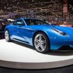 Touring Superleggera Berlinetta Lusso: A nivel estético se trata de un producto, que utilizando los principios del diseño clásico, le otorga una nueva identidad al F12. Su principal fuente de inspiración es la del Ferrari 166 MM, un legendario coche que había sido originalmente diseñado para participar en la Mille Miglia.