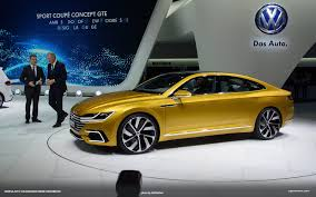 Auto Show de Ginebra 2015: Volkswagen Sport Coupé Concept GTE, sorprendente e innovador.