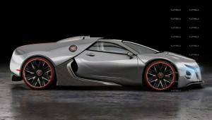Bugatti Chiron ¡!1500CV y 0a 60millas en menos de 2 segundos!!!.