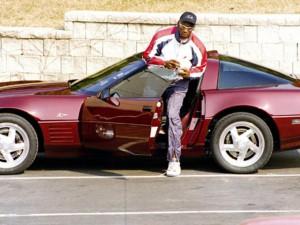La colección de carros de lujo que tiene Michael Jordan
