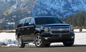Chevrolet Suburban 2015: potencia, calidad y prestigio.