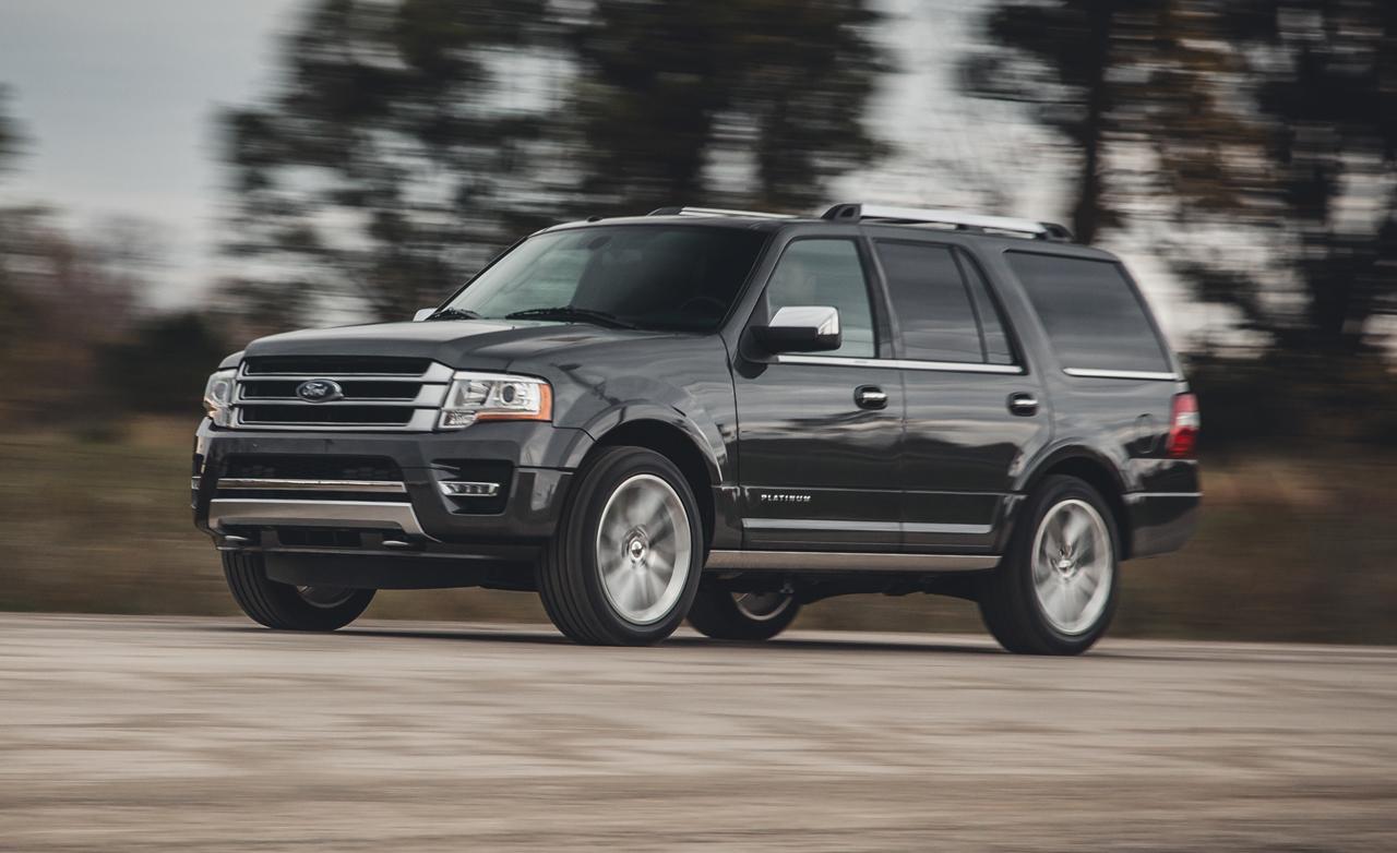 Ford Expedition 2015: mejor apariencia, mayor seguridad y ...