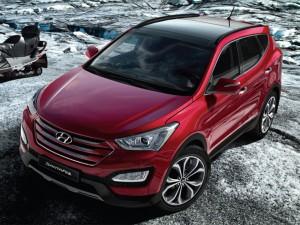 Hyundai Santa Fe 2015: exitoso, musculoso y poderoso.