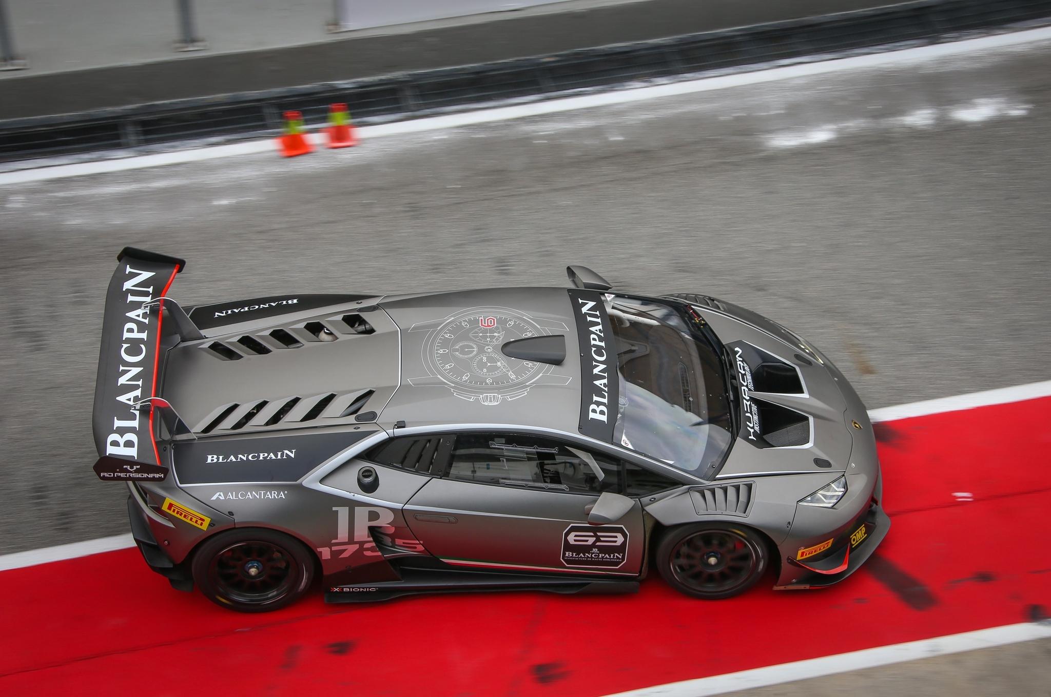 lamborghini huracn lp620 2 super trofeo un espectacular carro de competicin