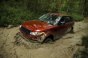 Land Rover Range Rover 2015: poderosa, capaz y exclusiva.