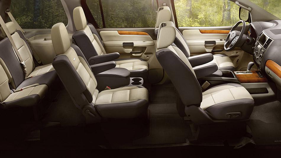 Nissan Armada 2015 Lujo Potencia Y Altas Prestaciones