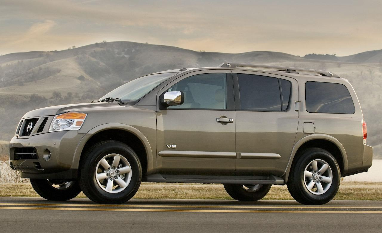nissan armada 2015 lujo potencia y altas prestaciones lista de carros. Black Bedroom Furniture Sets. Home Design Ideas