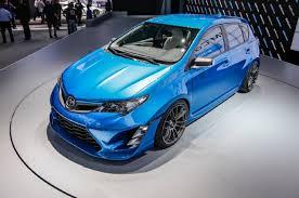 Auto Show de Nueva York 2015: Scion iM Concept, un Toyota Auris muy  poco maquillado.