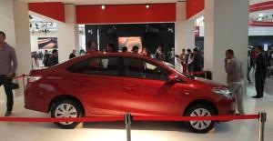 Toyota Yaris Sedán 2015: tecnología, confort y deportividad.