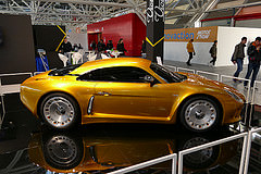 Willys AW 380 Berlinetta, un deportivo con sabor a clásico.