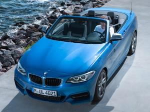 BMW Serie 2 Convertible 2015: lujoso, veloz, divertido y muy seguro.