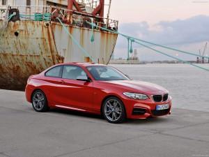 BMW Serie 2 Coupé 2015: ágil, divertido, lujoso y seguro.