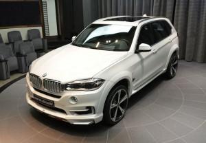 BMW X5 2015: hermosa, lujosa y exitosa.