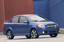 Chevrolet Aveo Sedán 2015: elegante, eficiente y de buen precio.