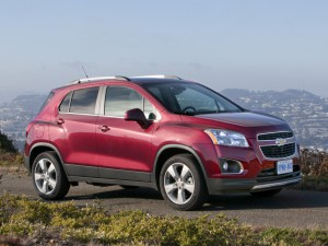Chevrolet Tracker 2015: innovadora y versátil.