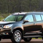 Chevrolet Trailblazer 2015: solidez, rudeza, potencia y eficiencia.