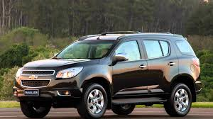 chevrolet trailblazer 2015 solidez rudeza potencia y. Black Bedroom Furniture Sets. Home Design Ideas