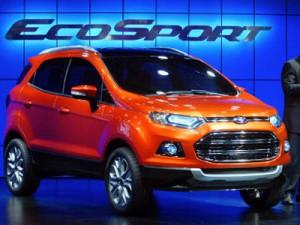Ford EcoSport 2015: más segura, más equipada y con mejor diseño.