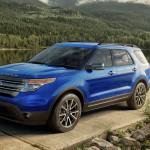 Ford Explorer 2015: la SUV más vendida en EEUU.