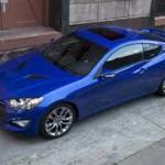 Hyundai Genesis Coupé 2015: desempeño, eficacia, elegancia y potencia.