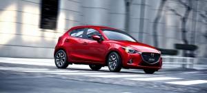 Mazda2 Hatchback 2015: más fresco y más moderno.