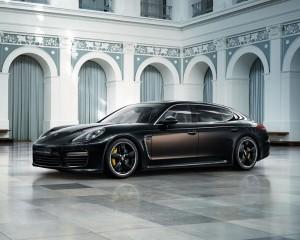 Porsche Panamera  Edition 2015: mucho más lujo y más equipamiento.