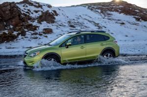 Subaru XV 2015 (Subaru XV Crosstrek 2015): espacio, habitabilidad, potencia y seguridad.