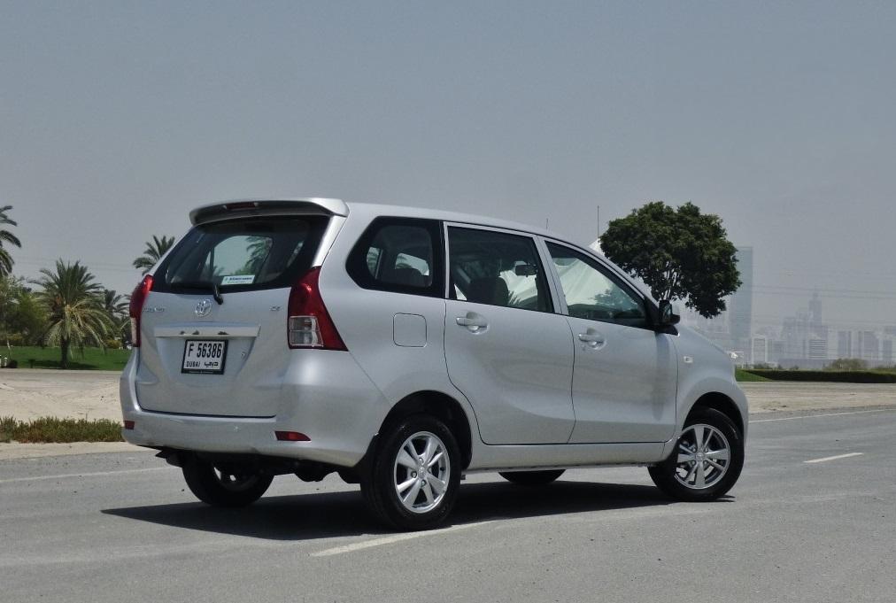 Toyota Avanza 2015 Robusta Y Moderna Lista De Carros
