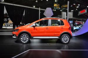 Volkswagen CrossFox 2015: práctico, estilizado y con alma de gigante.