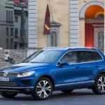Volkswagen Touareg 2015: lujo, elegancia, deportividad y seguridad.