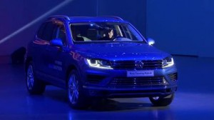 Volkswagen Touareg  Hybrid 2015: elegante, lujosa y muy capaz.