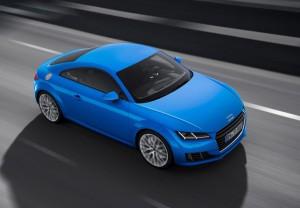 Audi TT Coupé 2015: exclusividad y manejo deportivo.