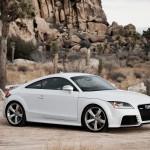 Audi TT RS 2015: sensacional, lujoso y poderoso.
