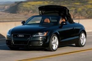 Audi TT Roadster 2015: lujo, poder, tecnología y exclusividad.