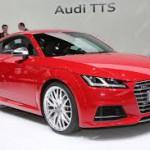 Audi TTS Coupé 2015: potencia, lujo, elegancia y agresividad.