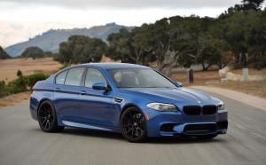 BMW M5 2015: elegancia, diseño, confort, perfección, potencia y altas prestaciones.