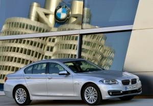 BMW Serie 5 2015: estilo, lujo y elegancia.