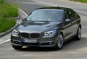 BMW Serie 5 Gran Turismo 2015: lujo, carácter deportivo, elegancia y refinamiento.