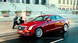 Cadillac ATS Sedán 2015: elegancia, lujo, deportividad y exclusividad.