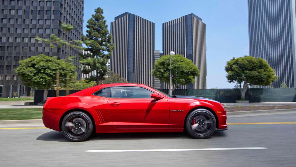 Chevrolet Camaro Coupé 2015: Para EEUU tiene estos precios (•Coupé