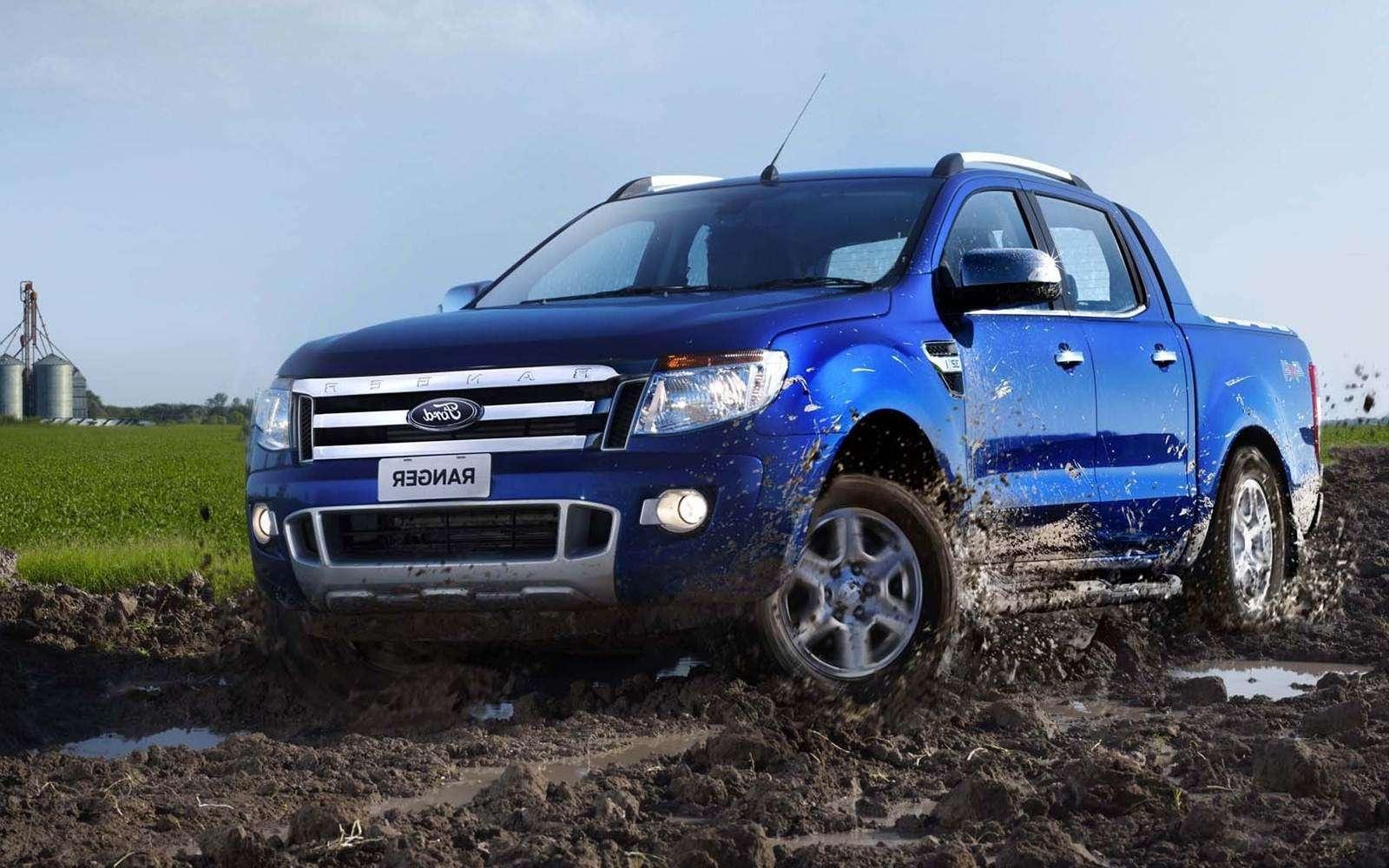 Ford Ranger 2015 Muchos Cambios Y Mucha Tecnología Lista