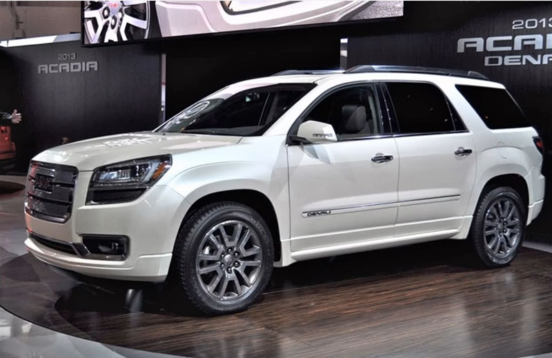 gmc acadia 2015 lujosa exquisita y poderosa lista de carros. Black Bedroom Furniture Sets. Home Design Ideas
