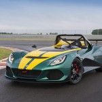 Lotus 3-Eleven, el más rápido de la historia del fabricante.